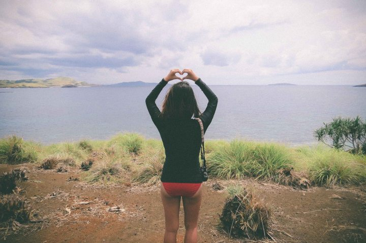 Heart Sign Calaguas