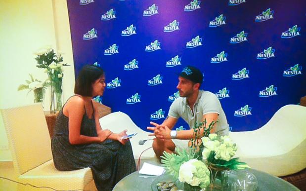 Interviewing DJ Cedric