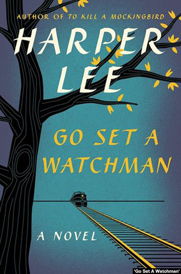 Go Set A Watchman by Harper Lee