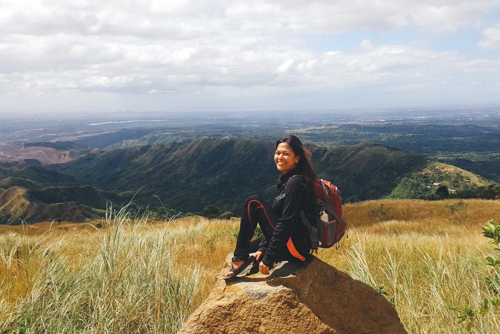 San Jose Metro >> Day Hike to Mt. Balagbag – Waketime Stories